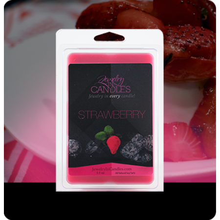 Strawberry Wax Tarts