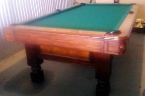 Thomas Aaron Pool Table DeliveryInstallation Included - Thomas aaron pool table